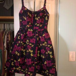 jovani floral homecoming dress!!!